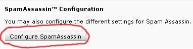 konfigurasi spam assassin